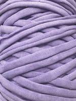 Medium T-Shirt Recycled Jersey Knitting Crochet Rug Yarn Lilac